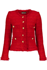 Maruschka de Margo - Coral Red Jacket