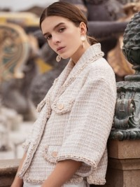 Paris Picked- Beige Ooversize jacket - Maruschka de Margo