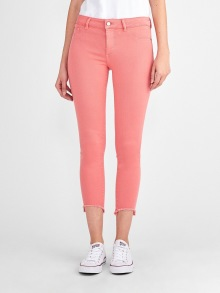 DL1961 FLORENCE CROP MID RISE SKINNY | SUNSET