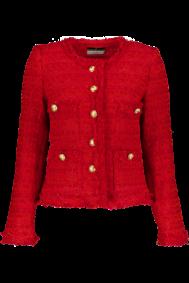 Maruschka de Margo- Red Tweed Jacket