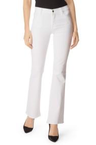 JBrand- White Boout Cut Jeans - Maruschka de Margo