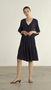 MARIA STANLEY GAYLE DRESS 