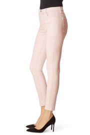 DL1961 FLORENCE CROP MID RISE SKINNY | PINK