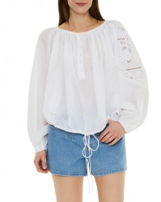 BY TIMO SUNDAY MORNING BLOUSE