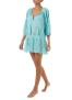 MELISSA ODABASH ASHELY SKY DRESS