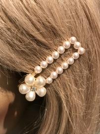 Parispicked Pearl Hairclip