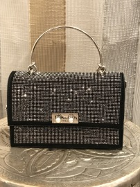 DIAMANTE BAG ANTRACITE