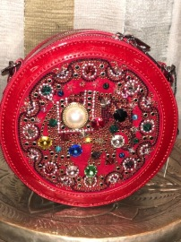 BIJOUX BAG RED
