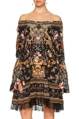 CAMILLA | Friend in flora line dress