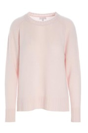 DEA KUDIBAL CASHMERE SWEATER | ROSE