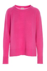 DEA KUDIBAL CASHMERE SWEATER | PINK