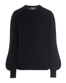 DEA KUDIBAL KAMMA CASHMERE SWEATER | BLACK