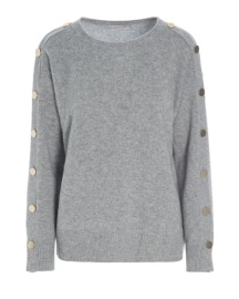 DEA KUDIBAL SINE CASHMERE SWEATER | GREY