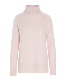 DEA KUDIBAL FIE CASHMERE SWEATER | ROSE