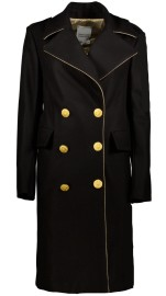 HISTORY REPEATS COAT GUILDED BUTTONS