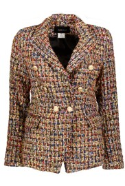 PARIS PICKED TWEED BLAZER|MULTI