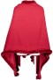 PARIS PICKED CAPE| RED