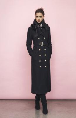 Ida Sjöstedt - Jules Coat Black