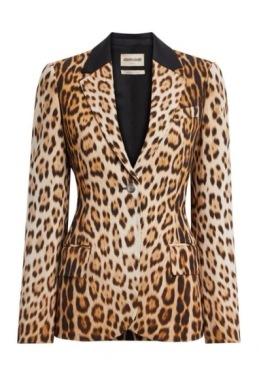 Roberto Cavalli - Heritage Blazer Jaguar