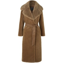 RAVN LOVE COAT | LIGHT BROWN
