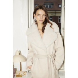 RAVN LOVE COAT | WHITE