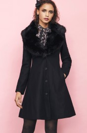 IDA SJÖSTEDT | TRACY COAT BLACK