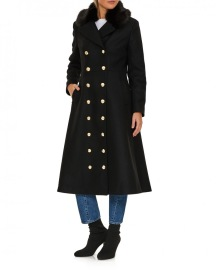 IDA SJÖSTEDT | ABBEY COAT BLACK