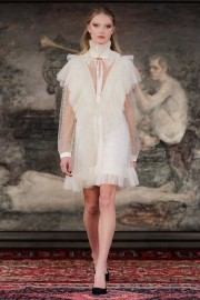 IDA SJÖSTEDT | PAIGE DRESS WITH PEARLS CREAM