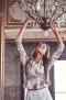 LOVESHACKFANCY JACQUE TOP | COTTON SILK