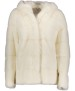 PARIS WHITE MINK JACKET