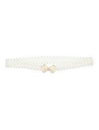 PARIS PEARL STRETCH BELT
