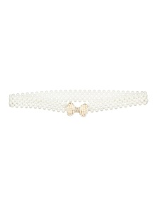 PARIS PEARL BELT