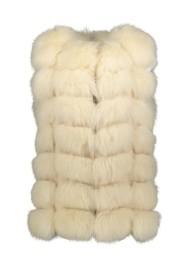 Paris Fox vest- Cream