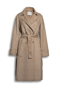BEAUMONT WOOL BLAZER COAT | BISQUIT