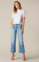 7 FOR ALL MANKIND CROPPED ALEXA VINTAGE BLUE EYES