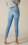 7 FOR ALL MANKIND ROXANNE ANKLE LUX VINTAGE BLUE EYES