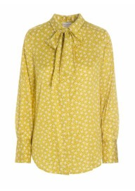 DEA KUDIBAL PAULINE TUNIC YELLOW STARS