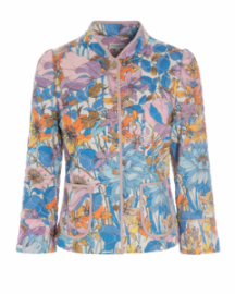 DEA KUDIBAL ROSY COTTON JACKET SUNFLOWER MULTI