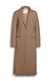 BEAUMONT LONG BLAZERCOAT CAMEL