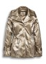 BEAUMONT SPARKLING SAFARI JACKET GOLD