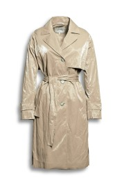 BEAUMONT SPARKLING TRENCH GOLD