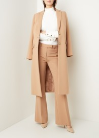 BEAUMONT WIDE SUIT PANTS CAMEL