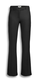 BEAUMONT WIDE SUIT PANTS BLACK