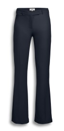 BEAUMONT WIDE SUIT PANTS NAVY