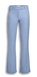 BEAUMONT WIDE SUIT PANTS SKY BLUE