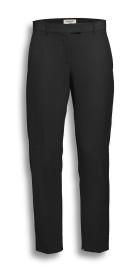 BEAUMONT SLIM FIT SUIT PANTS BLACK