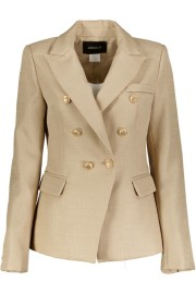 PARIS BLAZER BEIGE| GOLD BUTTONS