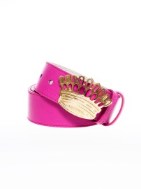 LA CONDESA CROWN BELT MAGENTA