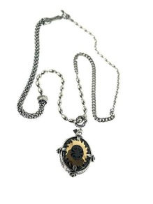 Gem Kingdom Sun Necklace - Gem Kingdom Sun Necklace