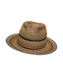 GREVI MULTI NATURAL BRILLIANCE STRAW HAT